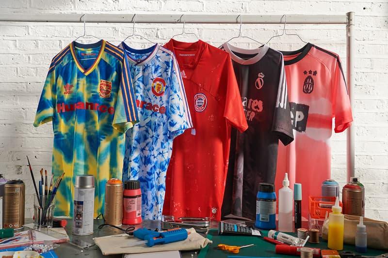 """ファレル・ウィリアムスが世界的フットボールクラブのユニフォームを再構築した""""ヒューマン レース コレクション""""が誕生"""