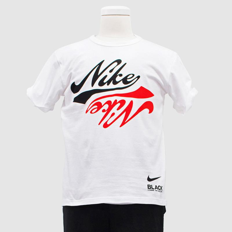 ブラック コム デ ギャルソン x ナイキの最新コラボTシャツが登場 BLACK COMME des GARÇONS FW Nike T-Shirts, Restock sneaker colorway air cdg blazer waffle racer footscape pegasus night track