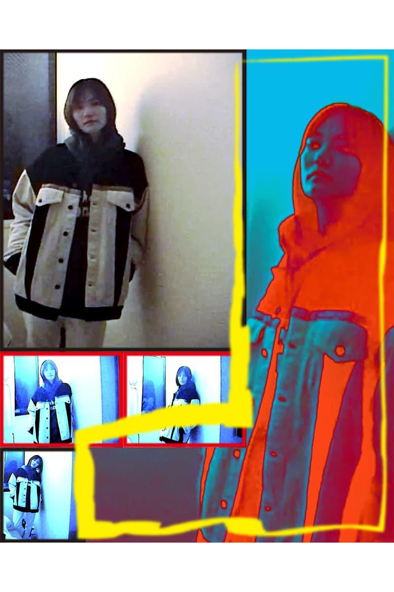 ボット2020年秋冬コレクション bott fall winter 2020 collection lookbook