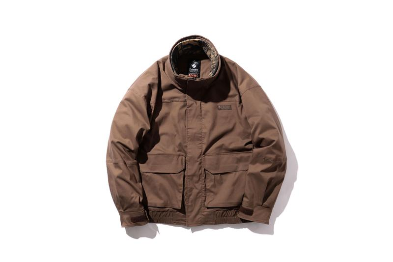 "Columbia より ""Columbia National Park"" と題した BEAMS 別注アイテムが登場 Columbia releases collab items with BEAMS"