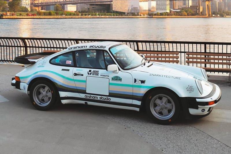 ダニエル・アーシャムがポルシェ930A Turboのプラチナ製キーを公開 Daniel Arsham(ダニエル・アーシャム)が Porsche 930A Turbo のプラチナ製キーを公開
