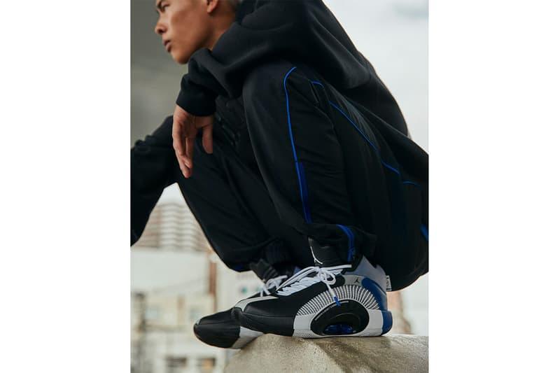 フラグメント x エアジョーダン 35 藤原ヒロシ fragment design x Air Jordan 35 が遂に発売
