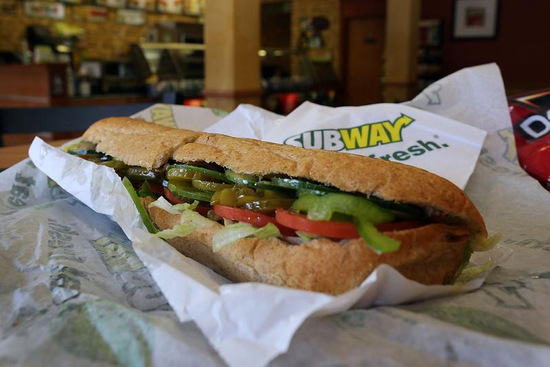 サブウェイ Subway のパンはパンじゃなかった?