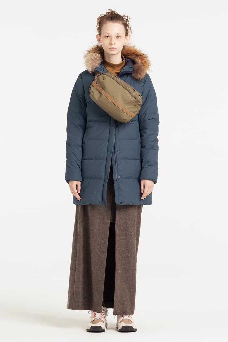 カリマー2020年秋冬コレクション