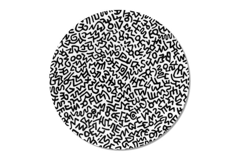 Ligne Blanche が現代美術の象徴的な作品をフィーチャーしたインテリアグッズを発売 Ligne Blanche Candles Plates porcelain andy warhol jean michel basquiat keith haring modern art contemporary art pop