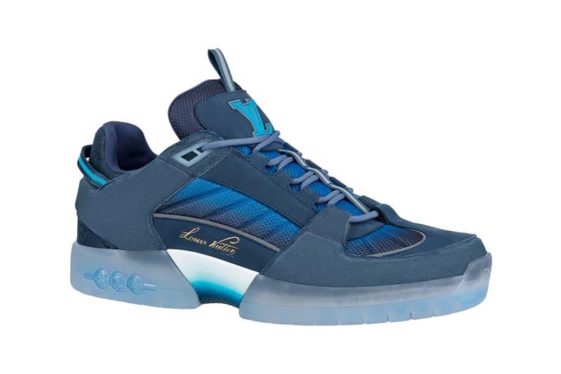 ルイ・ヴィトン Louis Vuitton 初のスケートシューズにクローズアップ Lucien Clarke Louis Vuitton skate shoe virgil Abloh release information when do they drop where to cop