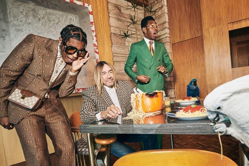 """グッチ Gucci が""""最もホットなブランド""""第1位を奪還 gucci world's hottest brand lsyt index off white virgil abloh nike marine serre jacquemus prada balenciaga burberry valentino details"""