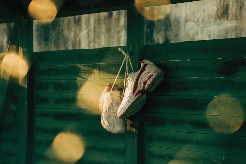 """ミズノが""""KAZOKU""""プロジェクトに上海のセレクトショップDOEを初招聘 mizuno kazoku doe WAVE RIDER 10 release"""