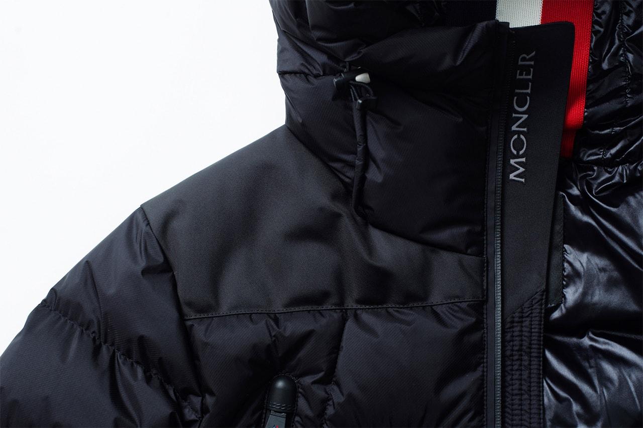 Moncler Grenoble モンクレール グルノーブル の人気モデル CAMURAC が RHC Ron Herman にて発売