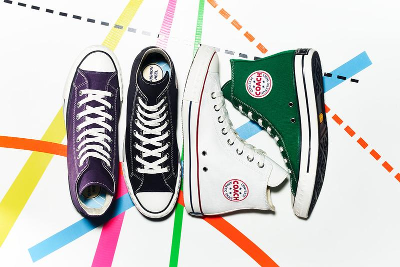 CONVERSE ADDICT の新作フットウェアに N.HOOLYWOOD COMPILE とのコラボモデルが登場 CONVERSE ADDICT and N.HOOLYWOOD COMPILE releases collab footwear