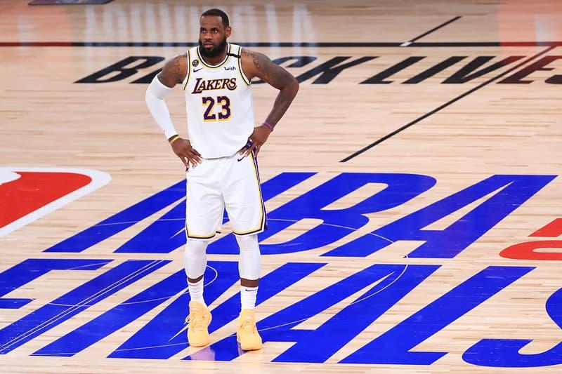来季のNBAは72試合へのスケジュール短縮が濃厚に 東京オリンピック LeBron James(レブロン・ジェームズ)