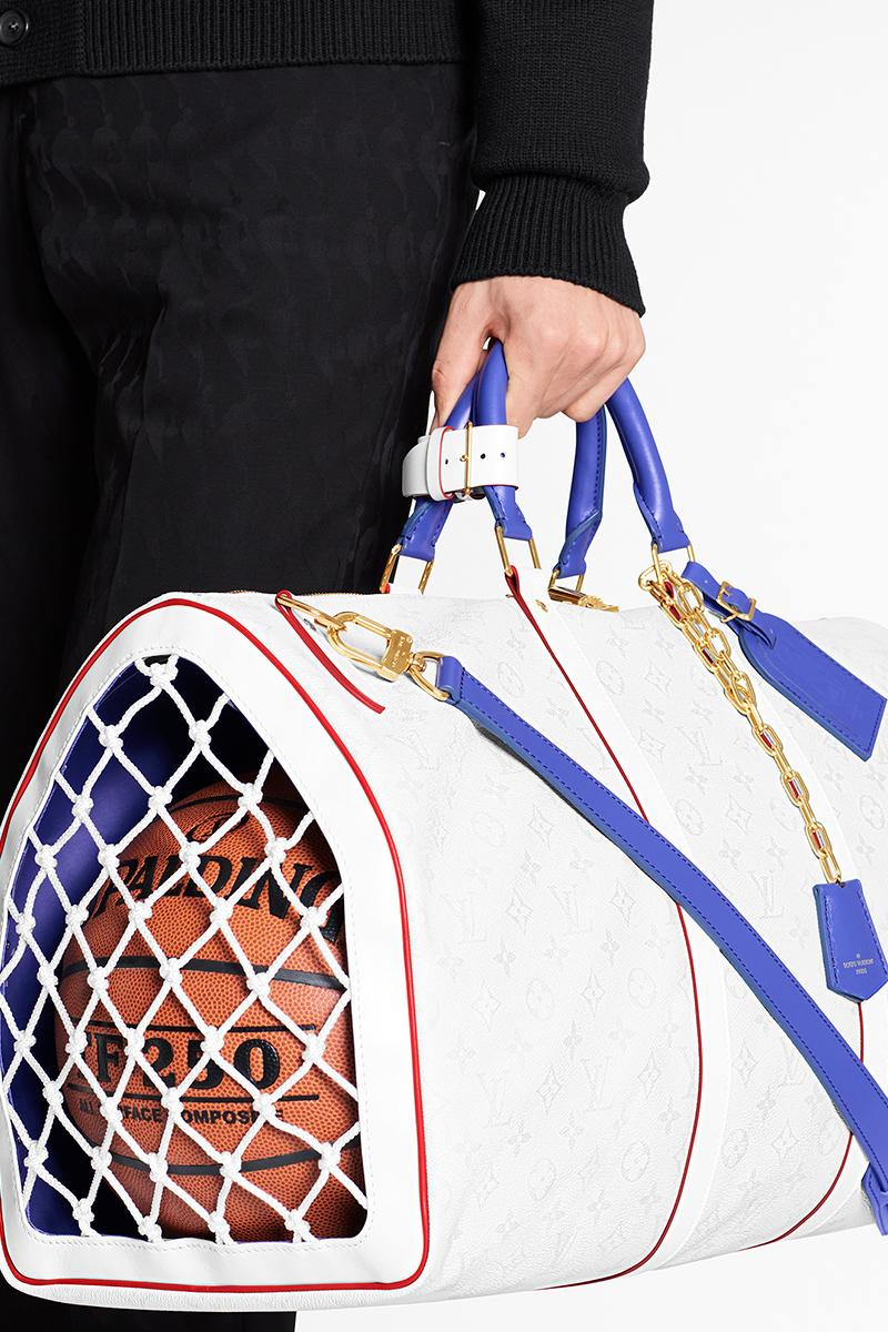 NBA x ルイ・ヴィトンの全貌が明らかに NBA Louis Vuitton Capsule Release Info Larry O'Brien Trophy Travel Case Virgil Abloh Buy Price Date Collection Lookbooks