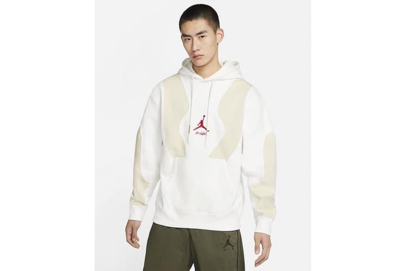 オフホワイトxジョーダンブランドより新作アパレルの噂が浮上 Off-White™ x Jordan Brand Apparel Capsule Leak