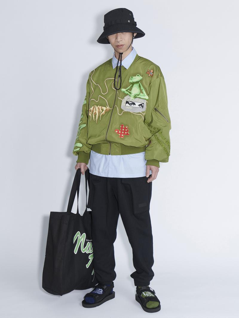 P.A.M. 2021年春夏コレクション P.A.M. Spring/Summer 2021 Collection Lookbook ss21 perks and mini