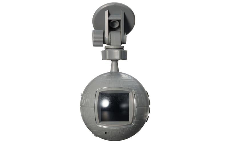 『スター・ウォーズ』に登場するデス・スター型のドライブレコーダーが登場 ダースベイダー