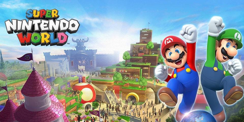 SUPER NINTENDO WORLD™ のオープンが2021年春に正式決定