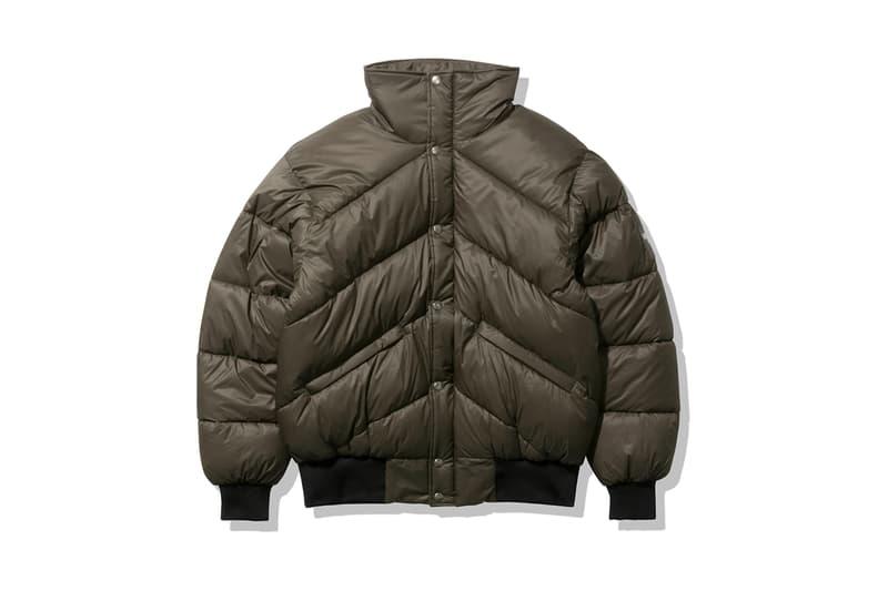 ザ・ノース・フェイスよりレトロな雰囲気漂うインサレーションジャケットが登場 the north face retro design Insulator Larkspur Jacket