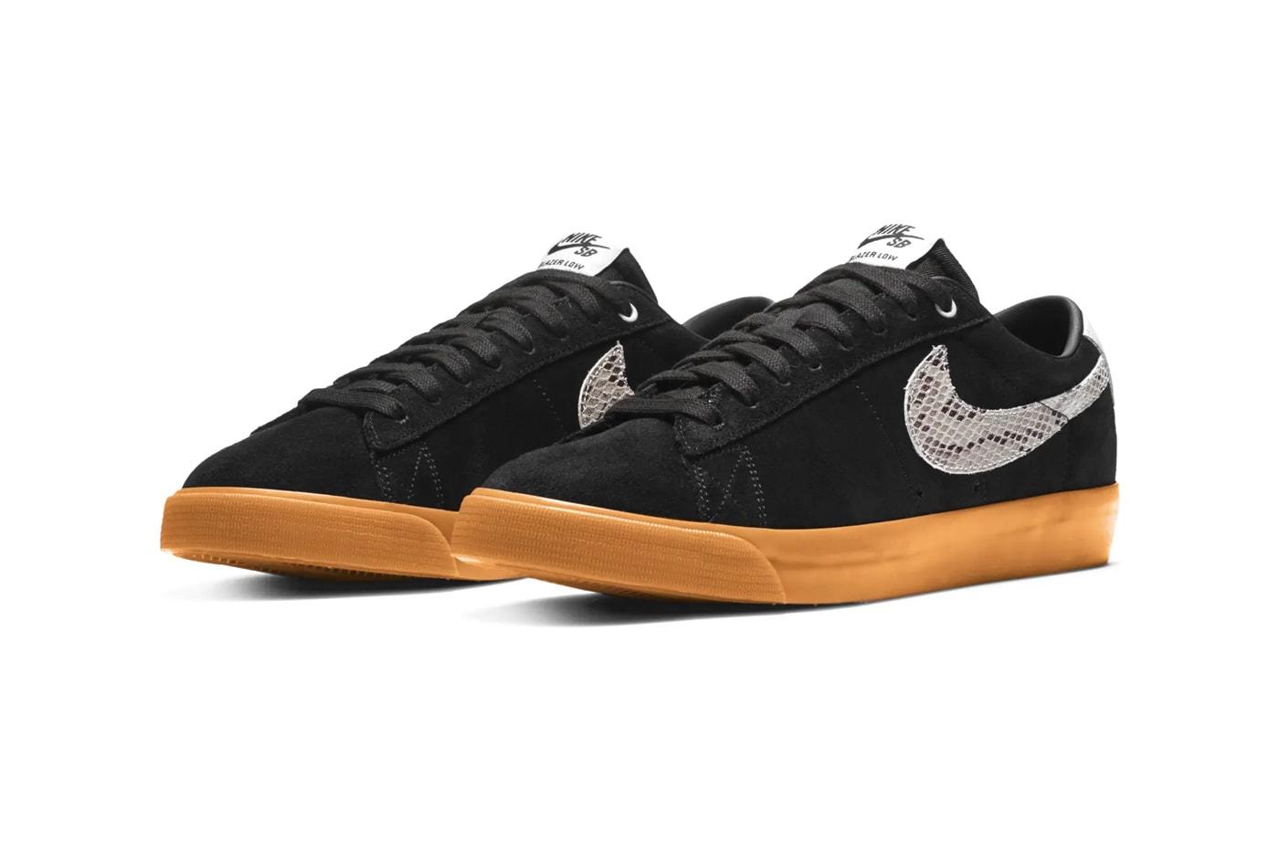 ワコマリアxナイキSBの初コラボからジャノスキーとブレーザー ローの2モデルがリリース WACKO MARIA Nike SB first collab Janoski Blazer Low release info