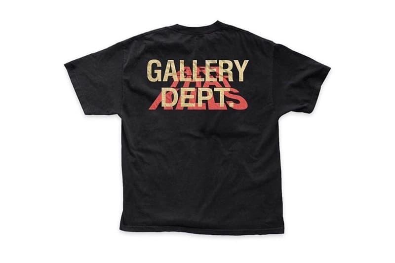 ギャラリーデプト 井出靖の新作アルバム発売を記念した GALLERY DEPT. との限定コラボTシャツがリリース