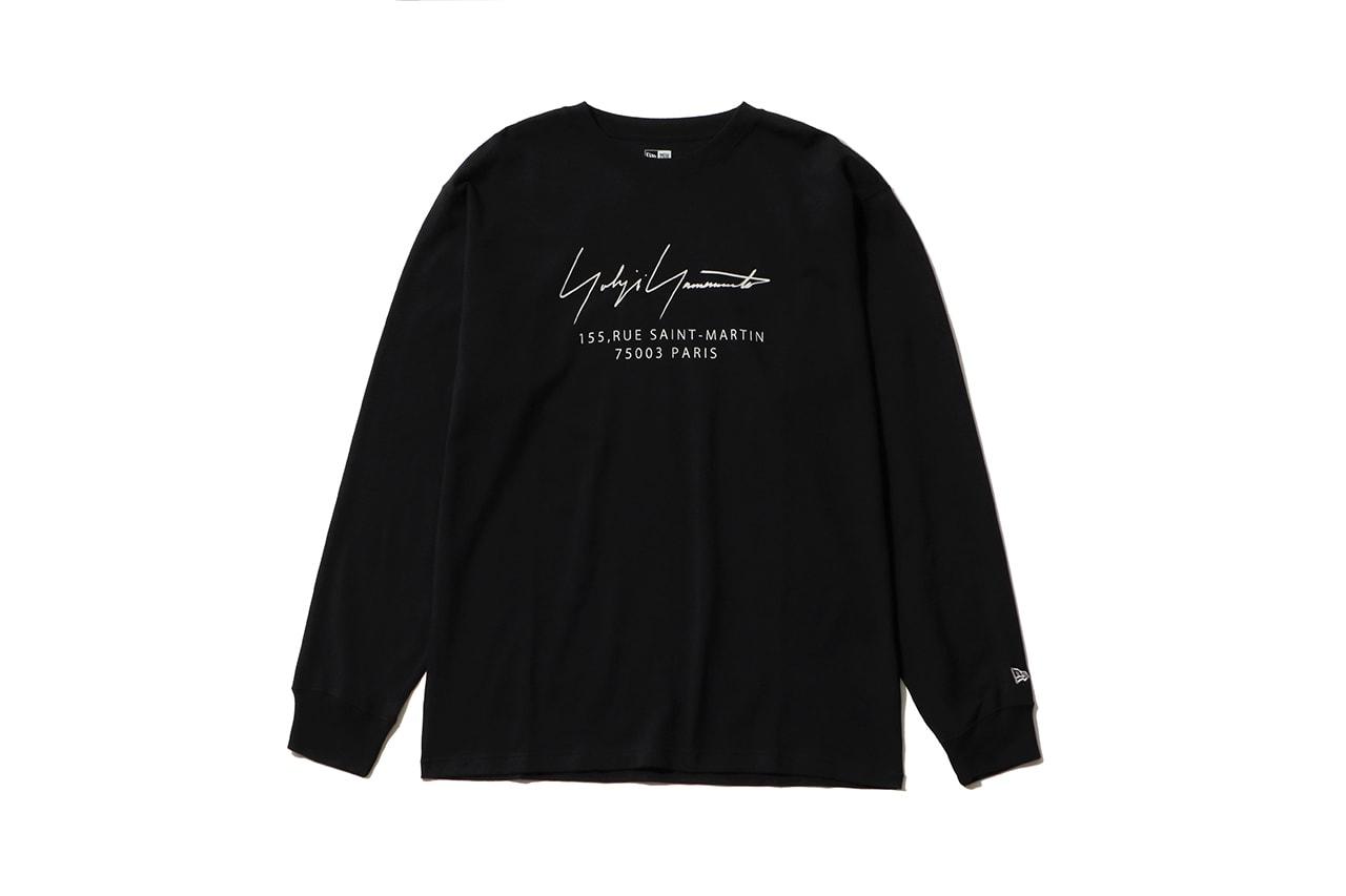 ヨウジヤマモトxニューエラより最新コレクションとなる2020年秋冬シーズンのアイテムが到着 yohji yamamoto new era collab collection fall winter 2020 release info
