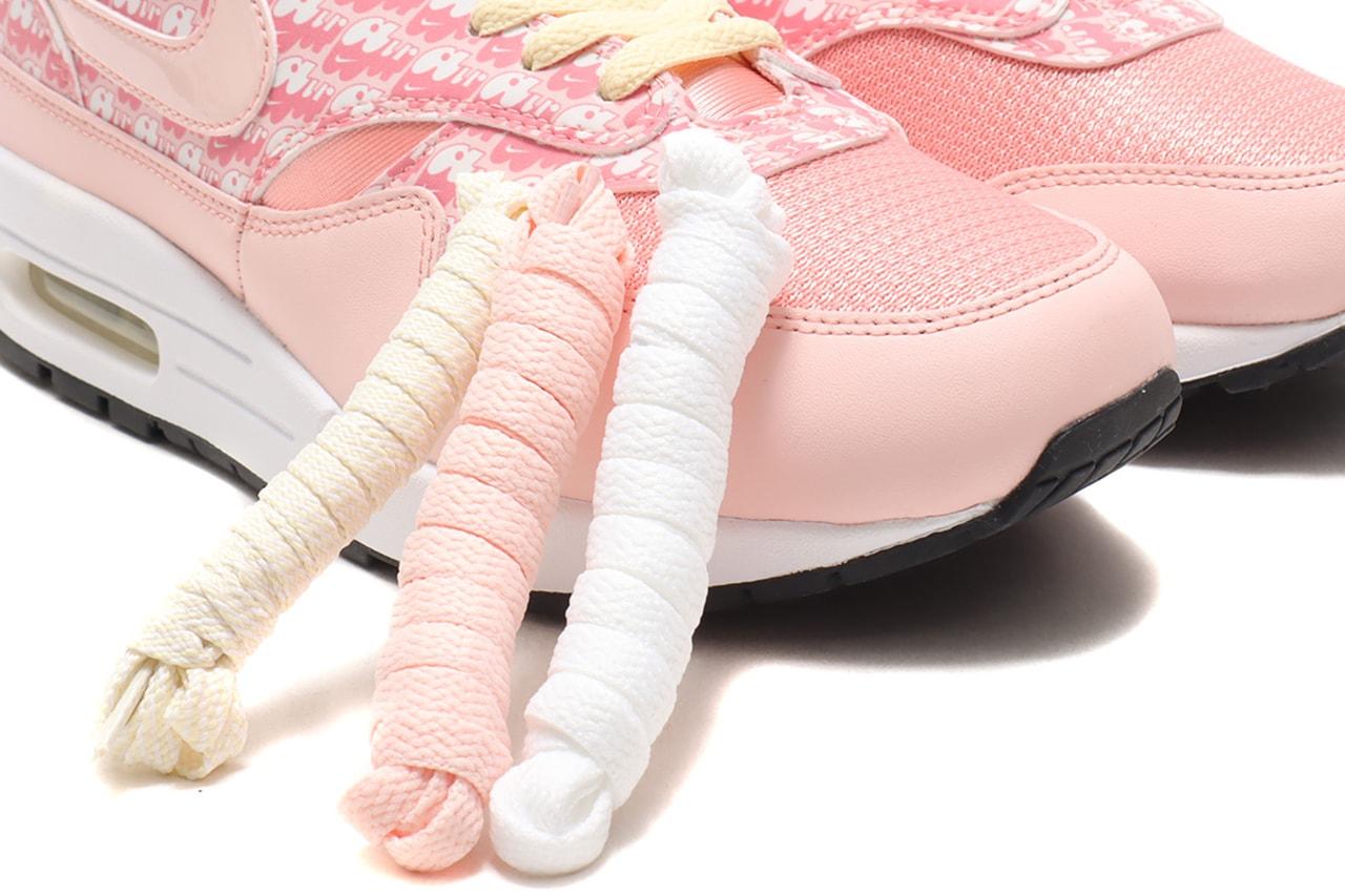 """エア マックス 1""""レモネード""""が""""ピンク レモネード""""になって登場 Nike Air Max 1"""