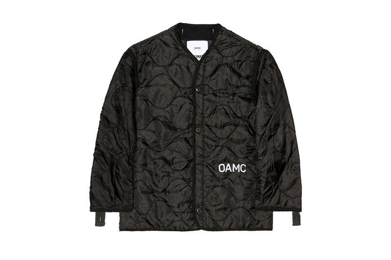 """OAMCより写真家・森山大道の代表作をフィーチャーした""""ピースメーカー"""" """"PEACEMAKER""""ライナーが登場 OAMC releases peacemaker jacket featuring Daido Moriyama's work"""