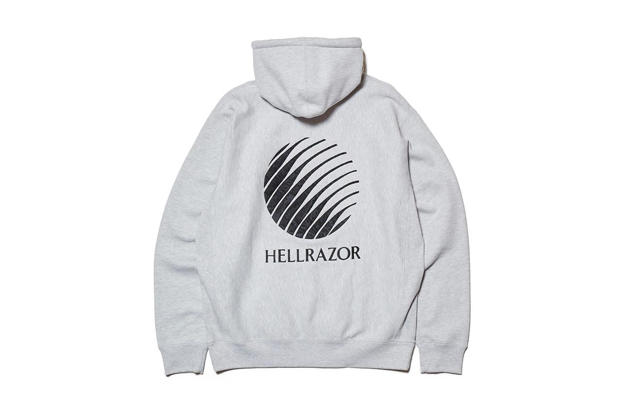 Hellrazor と Dickies によるコラボレーションが実現 Hellrazor and Dickies releases collab items