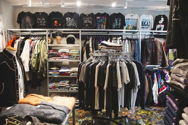 "BerBerJinやDogなど渋谷・原宿の古着屋が集結する一夜限りのファッションショー""Vintage Fashion Show""が開催  Click produces a vintage themed fashion show"
