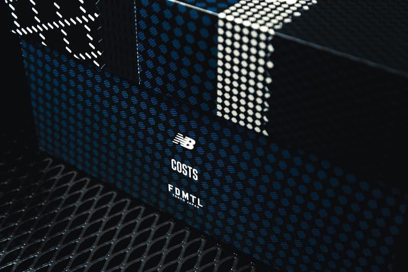 中国の有力リテーラーCOSTSとファンダメンタルを迎えたニューバランス2002Rがリリース COSTS x FDMTL x New Balance 2002R Closer Look
