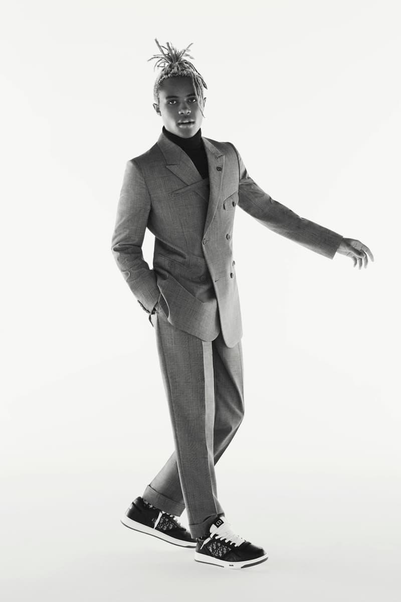 """ディオール DIOR メンズから """"モダン テイラリング"""" """"Modern Tailoring"""" と題したカプセルコレクションが登場 Dior Men's """"Modern Tailoring"""" Kim Jones Capsule Collection Suits Blazer Double-Breasted Harrington Workwear Jacket B27 New Sneaker Loafer CD Lookbook"""
