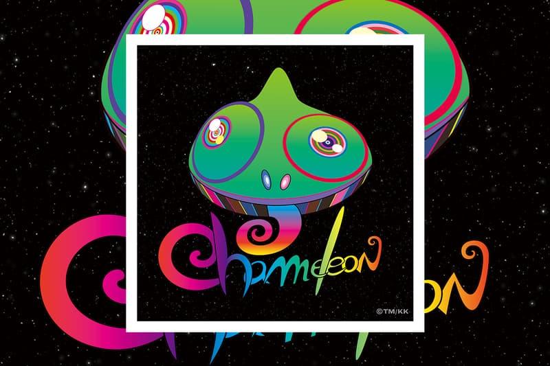 村上隆のアートワークをフィーチャーした End of the World 初のフルアルバム『Chameleon』がリリース セカオワ sekai no owari エンド・オブ・ザ・ワールド フカセ fukase