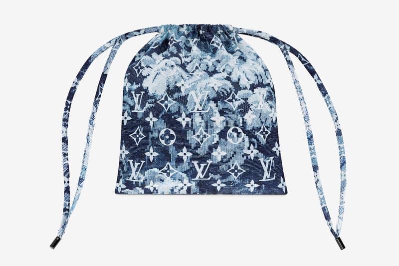 ルイ・ヴィトンがモノグラム柄のバンダナとマスクのセットをリリース Louis Vuitton Releases $500 USD Bandana and Mask Set