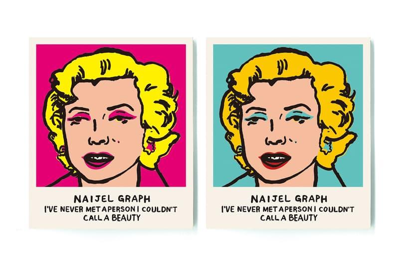独特なユルいタッチで知られるナイジェルグラフが代官山蔦屋で個展を開催 NAIJEL GRAPH exhibition New Paradise STORIES BY YOUR SIDE Info
