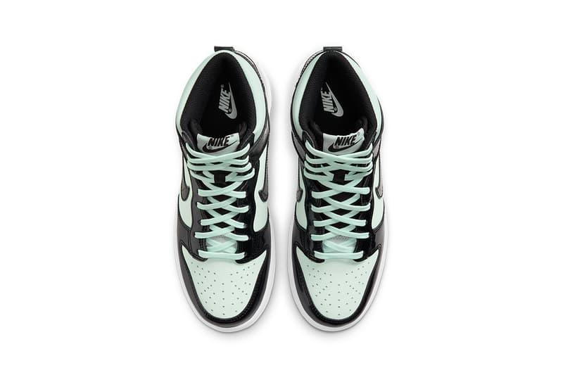 ナイキ ダンク NBA オールスター 2021に向けた特別仕様の Nike Dunk High のビジュアルが公開