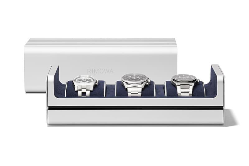 リモワから定番スーツケースを彷彿とさせるウォッチケースが誕生 RIMOWA Watch Case Release