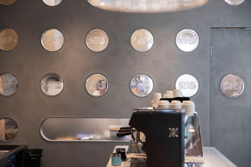 代官山に SNS CAFÉ TOKYO がオープン カフェ スニーカーズエンスタッフ