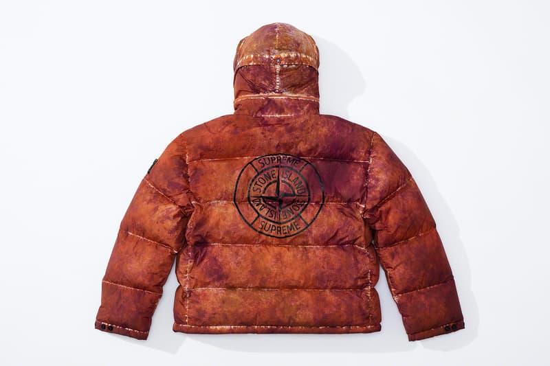 シュプリームとストーンアイランドの蜜月コンビより2020年秋冬シーズンの最新コレクションが登場 Supreme Stone Island Fall Winter 2020 Collection Release
