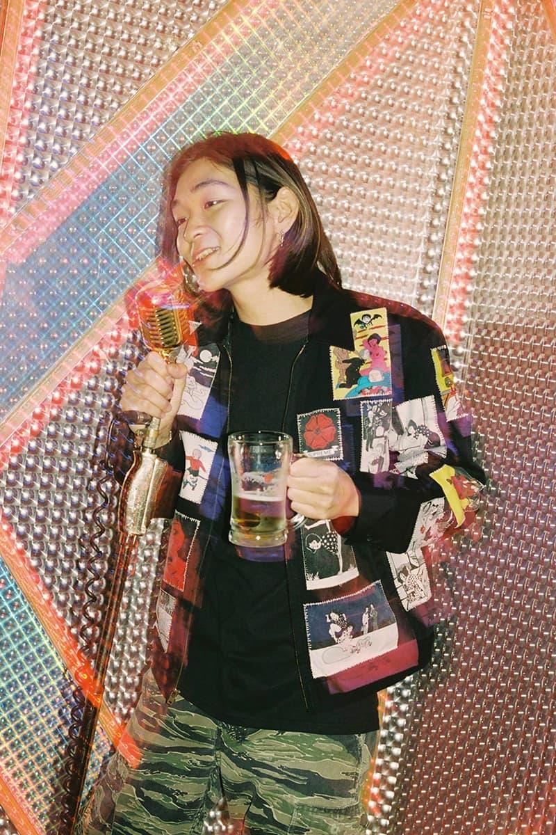 """シュプリーム 伝説の絵師・佐伯俊男 Supreme x Toshio Saeki Fall/Winter 2020 Capsule Collection Release Information Closer First Look Drop Date Queue Shops Skateboarding New York City London Los Angeles Tokyo Japan """"Godfather of Japanese Erotica"""""""