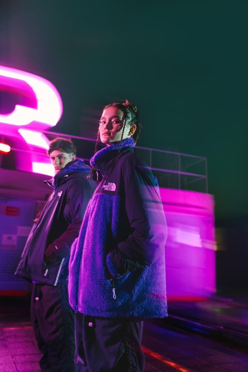 """ザ・ノース・フェイス・アーバン・エクスプロレイションから2020年秋冬コレクションの""""サイバー グレープ""""が登場 The North Face Urban Exploration FW20 """"Cyber Grape""""  Drop"""