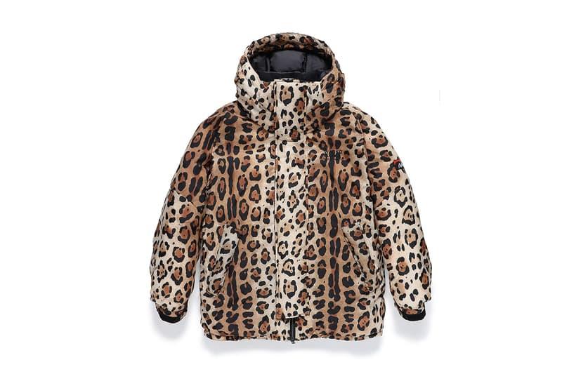 ワコ マリアxナンガから極上の着心地が体感できるコラボアウトウェアが登場 WACKO MARIA x NANGA releases collab outwear