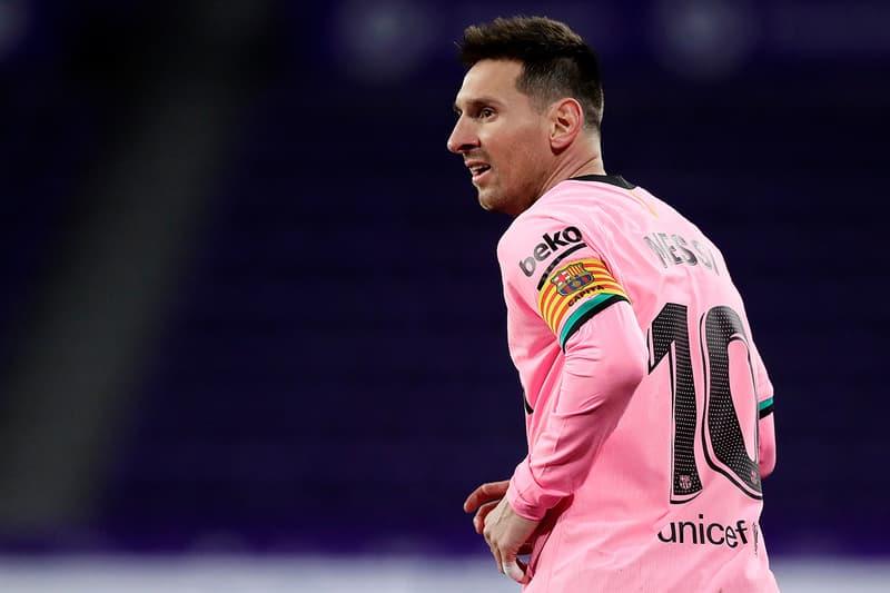 """メッシが""""1クラブでの通算ゴール数""""の世界記録を46年ぶりに更新 Lionel Messi scores his 644th goal for Barcelona to surpass Pele record"""