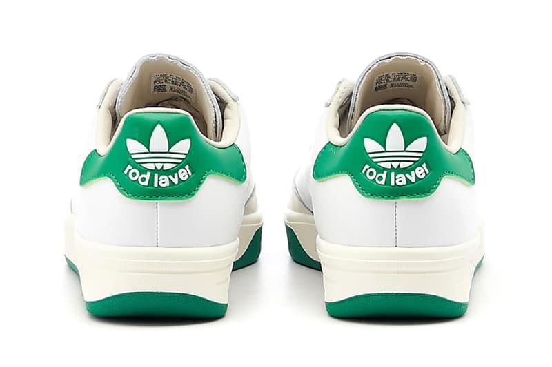 """アディダス オリジナルスよりスタンスミスの""""あの""""カラーウェイを纏ったロッド・レイバーが登場 This adidas Rod Laver Colorway Pulls Inspiration From the OG Stan Smith"""