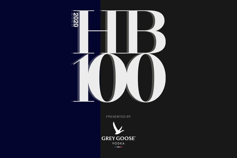 """ハイプビースト HYPEBEAST の選ぶ今年を代表する100組 """"HB100 2020"""" が発表"""