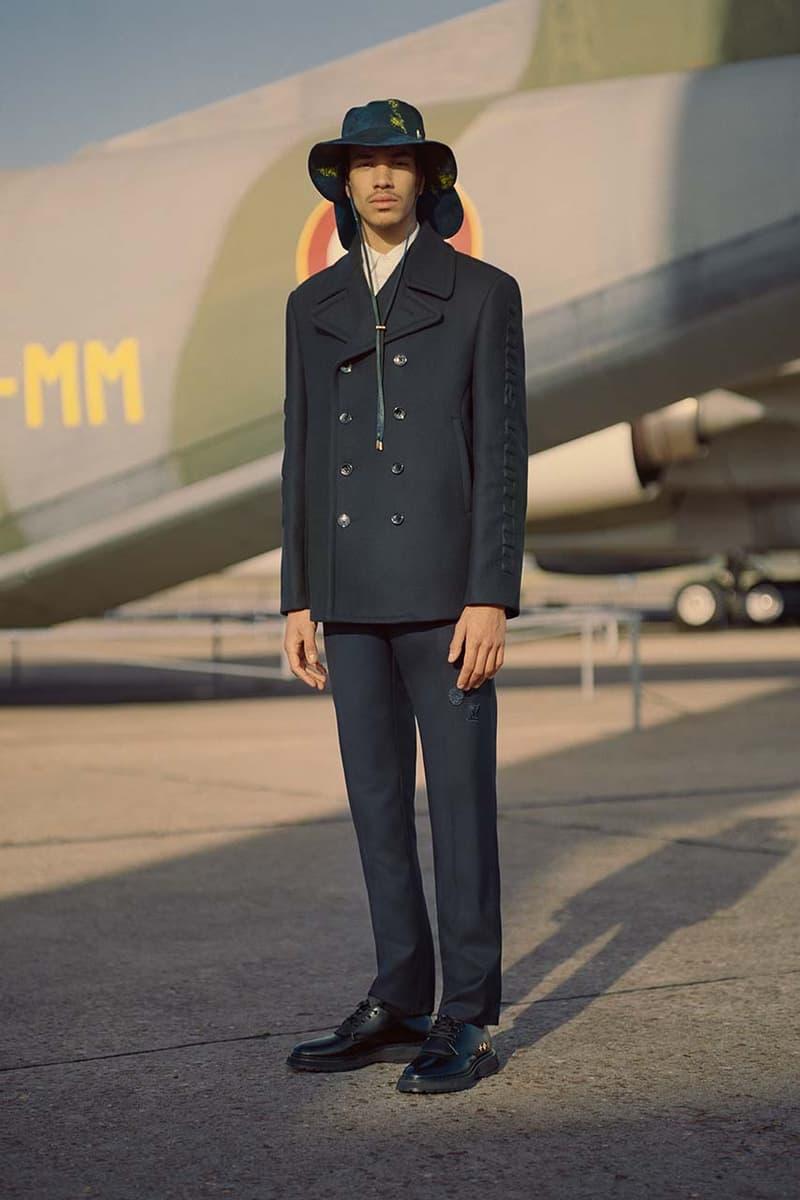 ルイ・ヴィトン Louis Vuitton 2021年秋冬メンズ・プレコレクション Virgil Abloh(ヴァージル・アブロー)