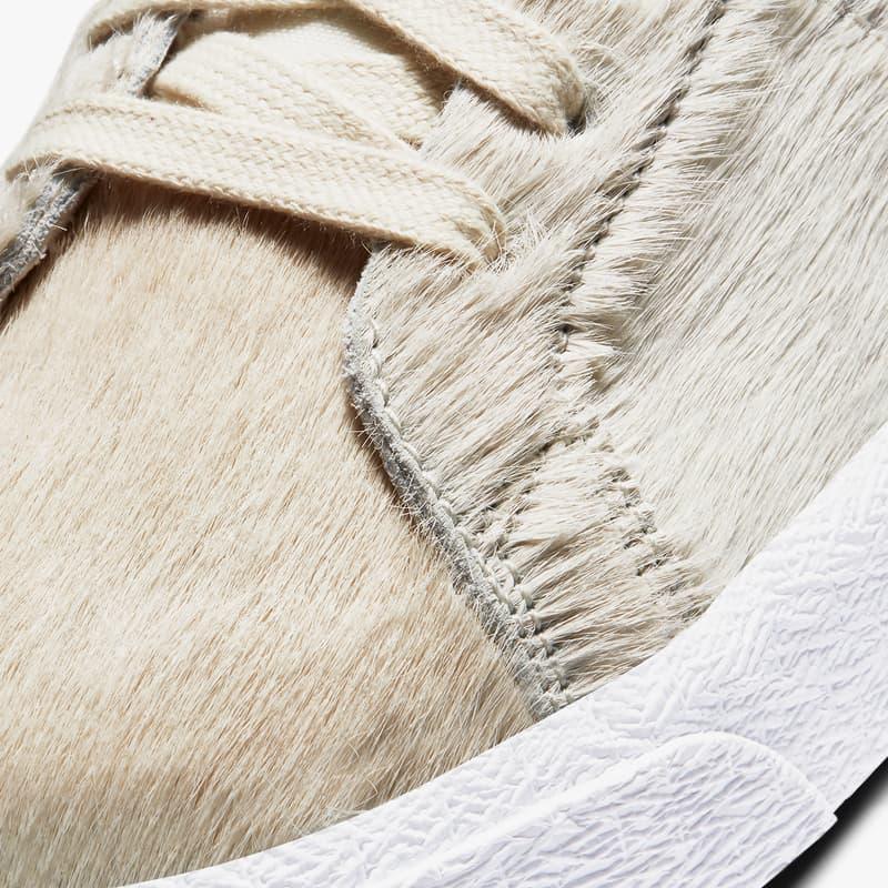 ナイキSBxメディコム・トイの最新ブレーザー ローがSNKRSに登場 Medicom Toy x Nike SB Blazer Low BEARBRICK Release Info