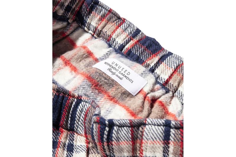 ノマドな古着屋ウェーバー x アンユーズドのコラボが発売 ノマドな古着屋 weber x UNUSED のカプセルコレクションが発売