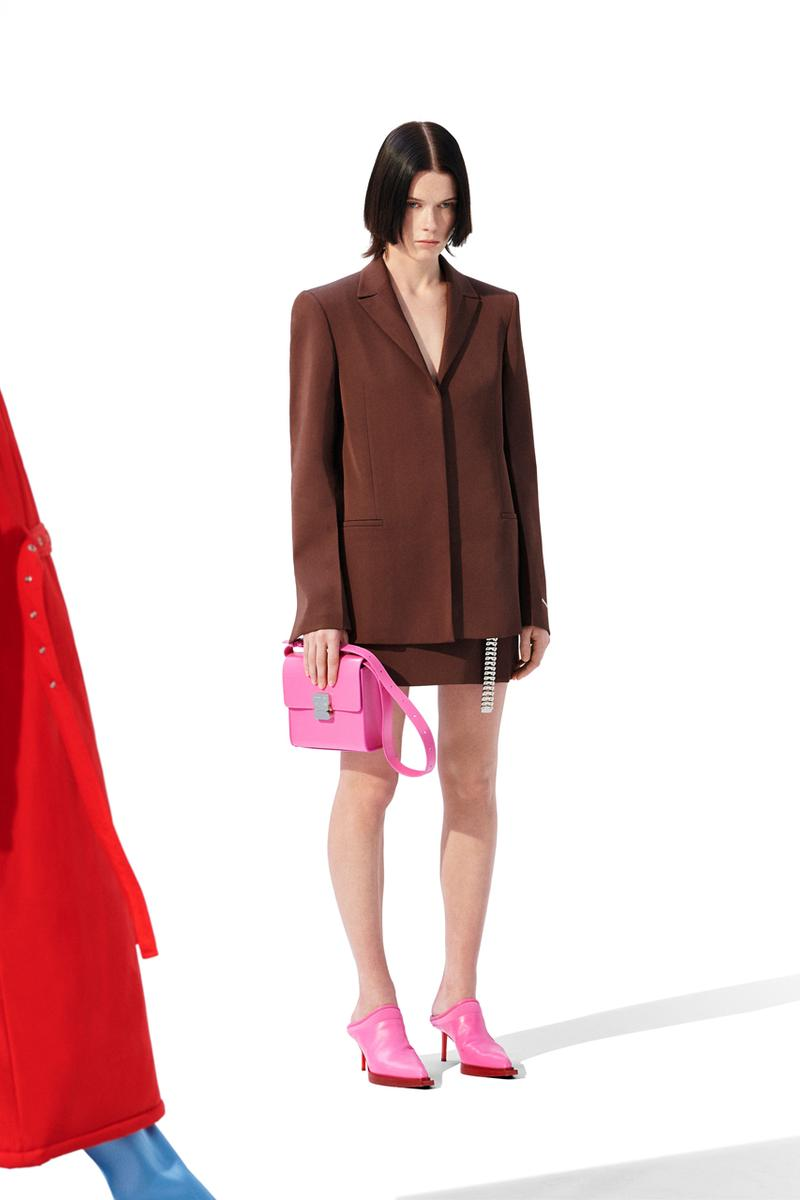 1017アリクス9SM2021年秋冬コレクション 1017 ALYX 9SM Fall Winter 2021 Collection Lookbook menswear womenswear paris fashion week matthew m williams