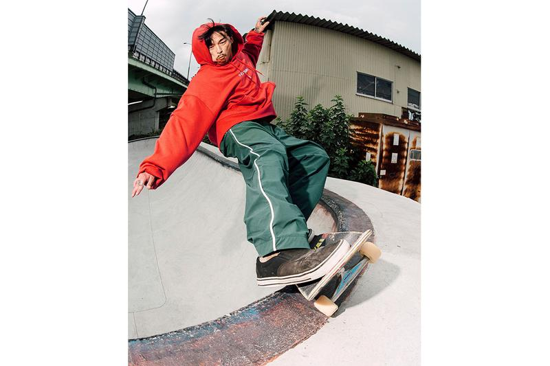 Evisen Skateboards x Independent Trucks のコラボコレクションが発売