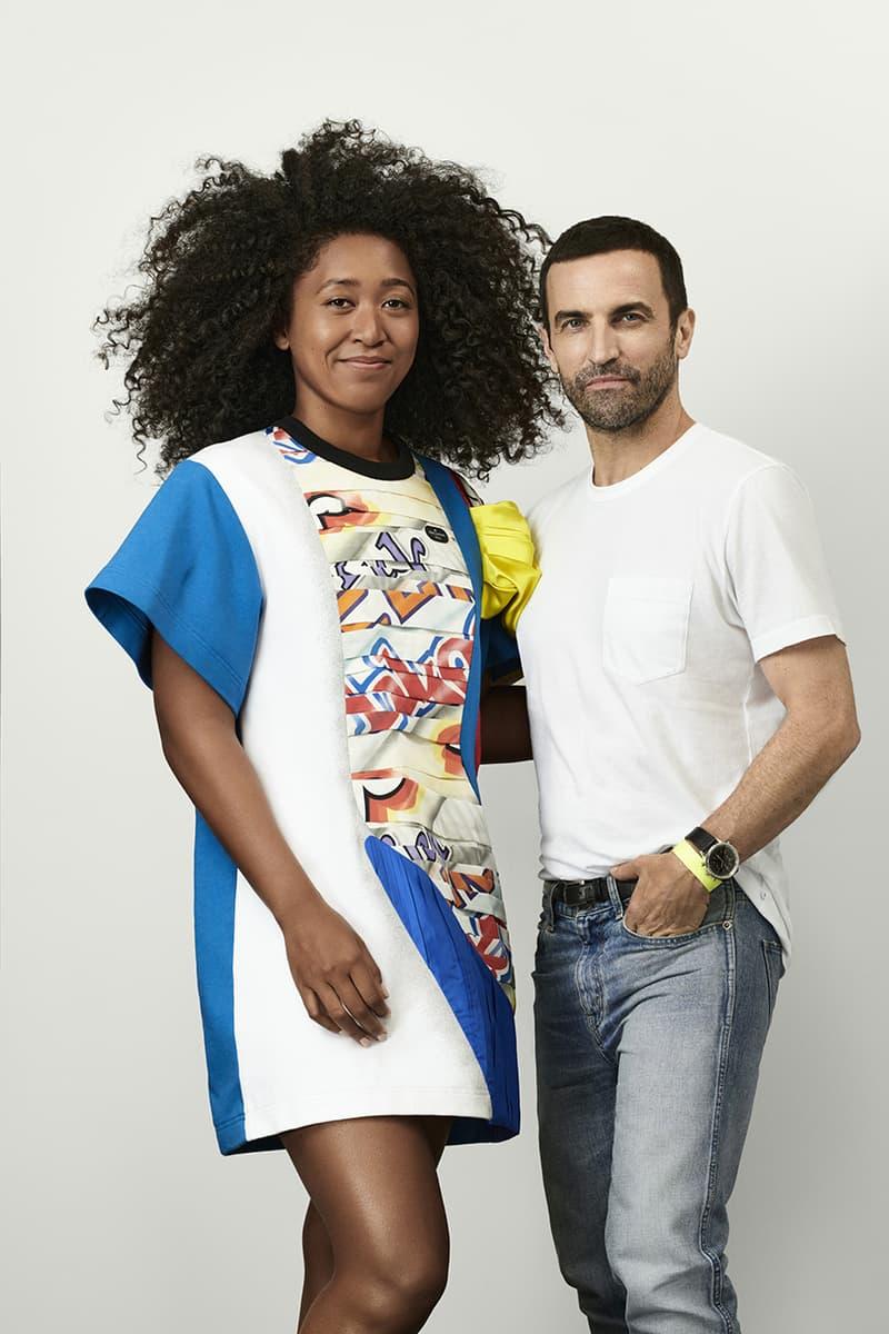 大坂なおみがルイ・ヴィトンのブランドアンバサダーに就任 Naomi Osaka Is Louis Vuitton's Newest Ambassador