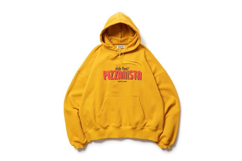 ピザニスタ トウキョウ PIZZANISTA! TOKYO がアパレルやアクセサリー類からなるオリジナルアイテムをリリース